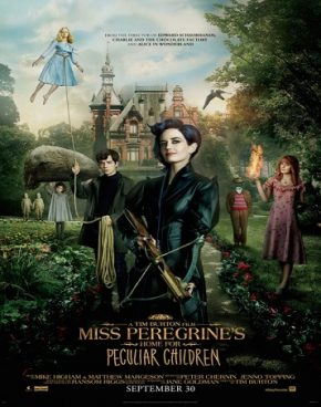 فيلم Miss Peregrine s Home for Peculiar Children 2016 مترجم