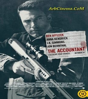 فيلم The Accountant 2016 مترجم