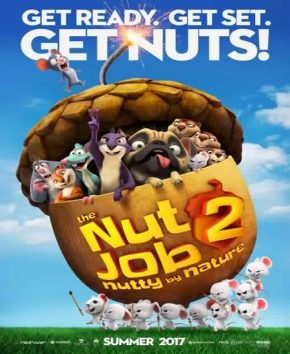 فيلم The Nut Job 2 Nutty by Nature 2017 HDRip 720p مترجم مشاهدة