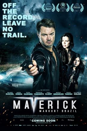 مشاهدة فيلم Maverick Manhunt Brazil 2016