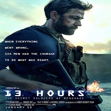 فيلم 13Hours The Secret Soldiers of Benghazi 2016 مترجم