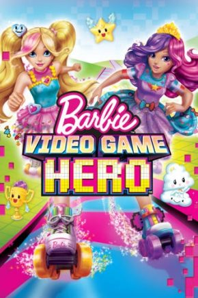 فيلم Barbie Video Game Hero 2017 مترجم