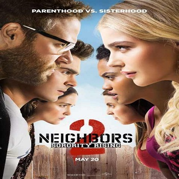 فيلم Neighbors 2 Sorority Rising 2016 مترجم