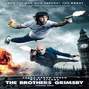 مترجم فيلم The Brothers Grimsby 2016