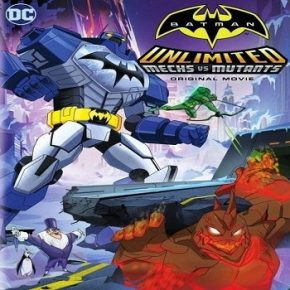 Batman Unlimited Mech vs. Mutants