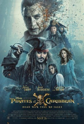 فيلم Pirates of the Caribbean Dead Men Tell No Tales (2017) مترجم